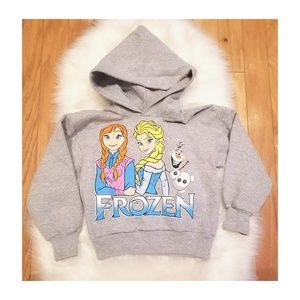 Other - Girls Frozen Hoody
